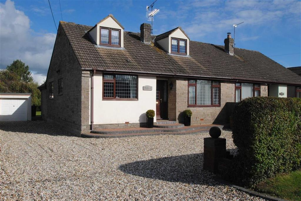 5 Bedrooms Semi Detached Bungalow for sale in York Lane, Brinkworth, Wiltshire