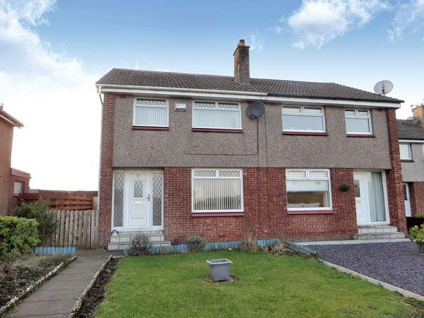 3 Bedrooms Semi-detached Villa House for sale in 37 Crummock Gardens, Beith, KA15 2HD