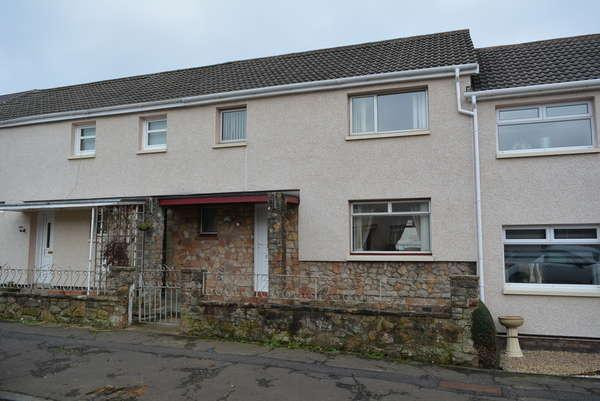 2 Bedrooms Terraced House for sale in 5 Glenshee Terrace, Hamilton, ML3 8ED