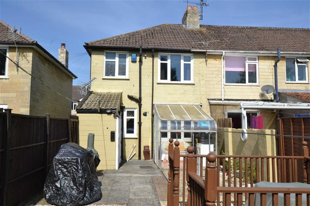 3 Bedrooms Semi Detached House for sale in Midford Road, Taunton, Taunton, Somerset, TA1