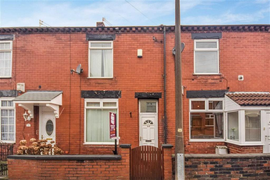 2 Bedrooms Terraced House for sale in Park Street, Manchester