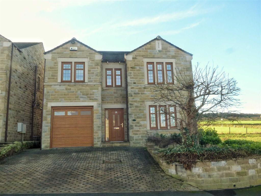 4 Bedrooms Detached House for sale in Broadacres, Honley, HOLMFIRTH, West Yorkshire, HD9
