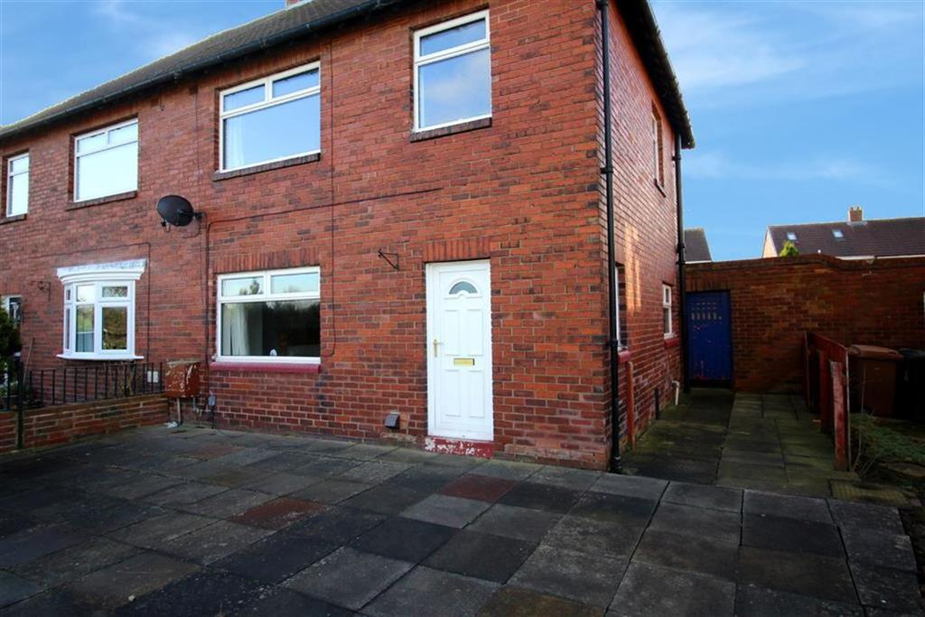 3 Bedrooms Semi Detached House for sale in Bamburgh Crescent, Shiremoor