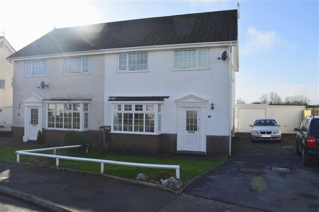 3 Bedrooms Semi Detached House for sale in Eastlands Park, Bishopston, Swansea
