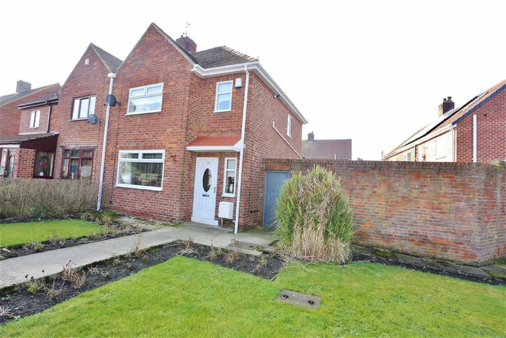 2 Bedrooms Semi Detached House for sale in Vicarage Road, Silksworth, Sunderland, SR3
