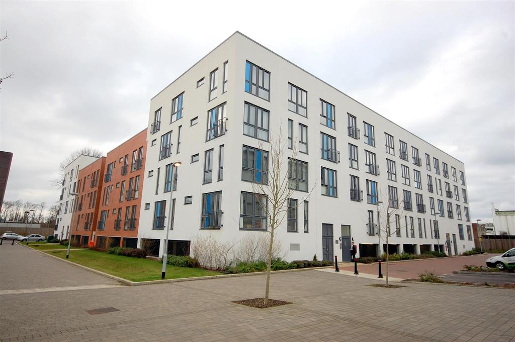 1 Bedroom Apartment Flat for sale in Otto Road, Welwyn Garden City