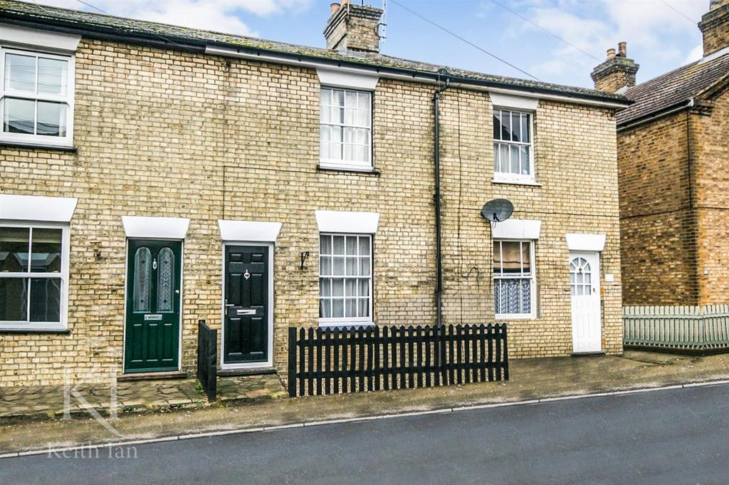 2 Bedrooms Terraced House for sale in Gladstone Road, Ware
