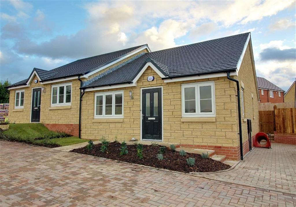 2 Bedrooms Semi Detached Bungalow for sale in Dyehouse Field, King's Stanley, Gloucestershire