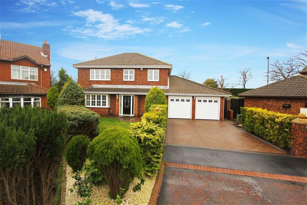 3 Bedrooms Detached House for sale in Preston Wood, North Shields, Tyne And Wear