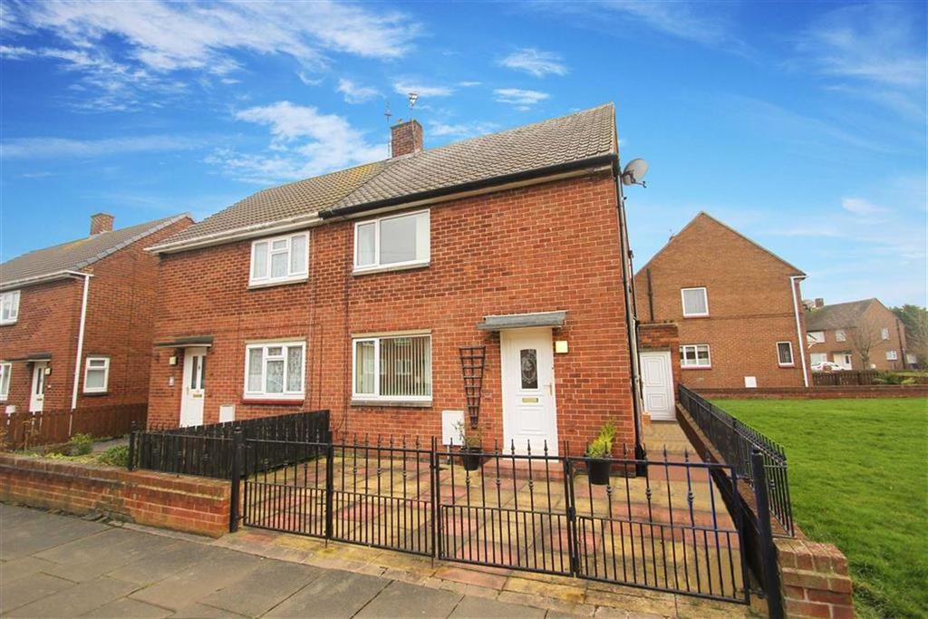 2 Bedrooms Semi Detached House for sale in Allerdean Close, Seaton Delaval