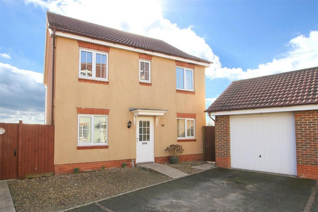 4 Bedrooms Detached House for sale in Cygnet Close, Attleborough, Norfolk