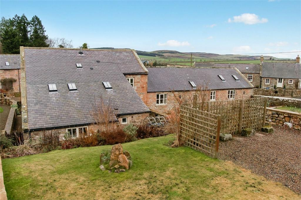 3 Bedrooms Semi Detached House for sale in Woodpecker Mill, Hetton Hall, Chatton, Northumberland