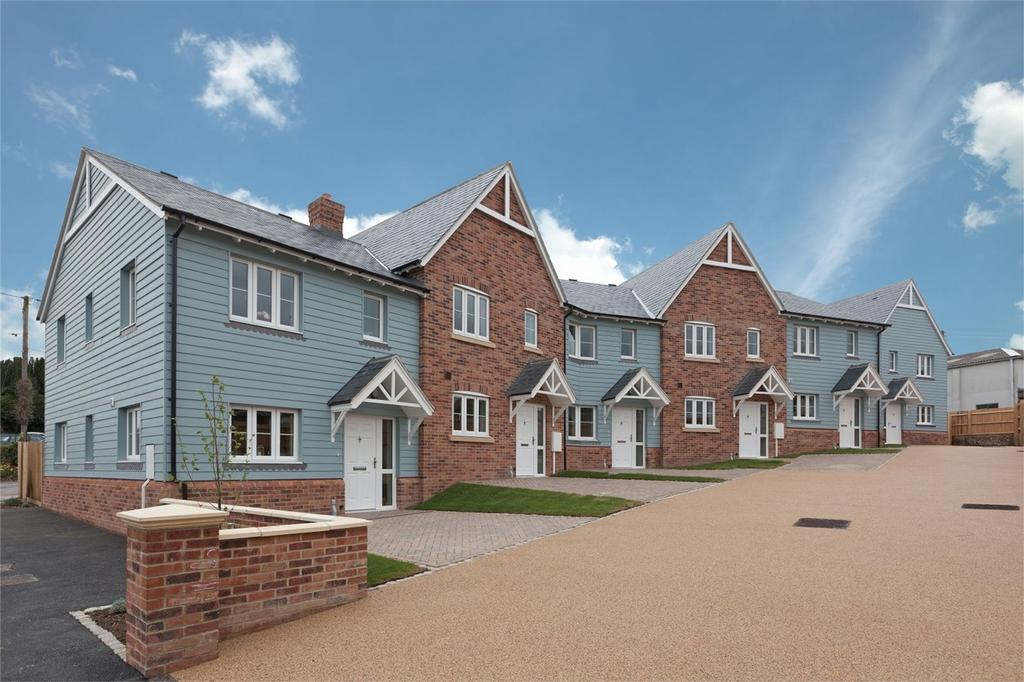 3 Bedrooms End Of Terrace House for sale in Station Mews, Cooksbridge, Lewes, East Sussex