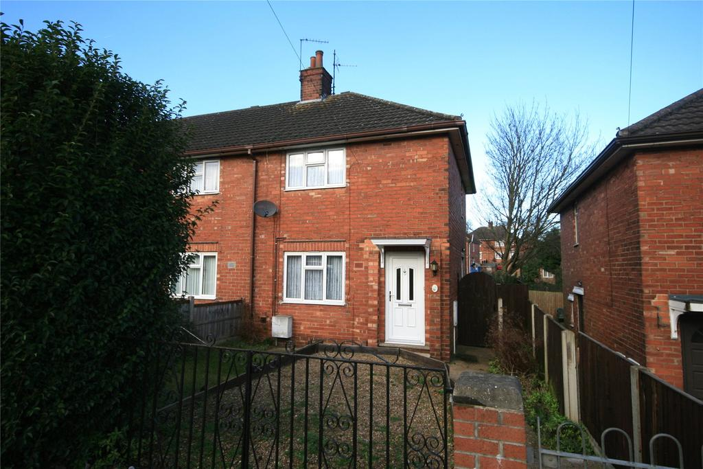 2 Bedrooms End Of Terrace House for sale in Tower Avenue, Lincoln, LN2