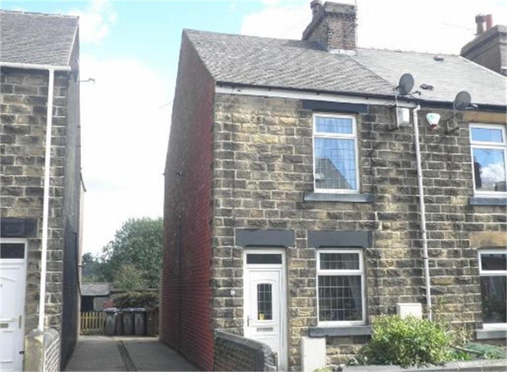 2 Bedrooms Semi Detached House for sale in The Walk, Birdwell, BARNSLEY, South Yorkshire