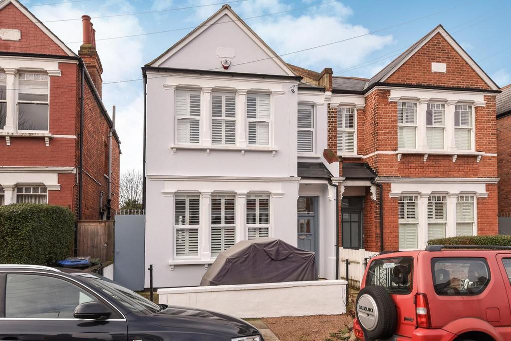 4 Bedrooms Semi Detached House for sale in Cedar Road, Willesden Green, NW2