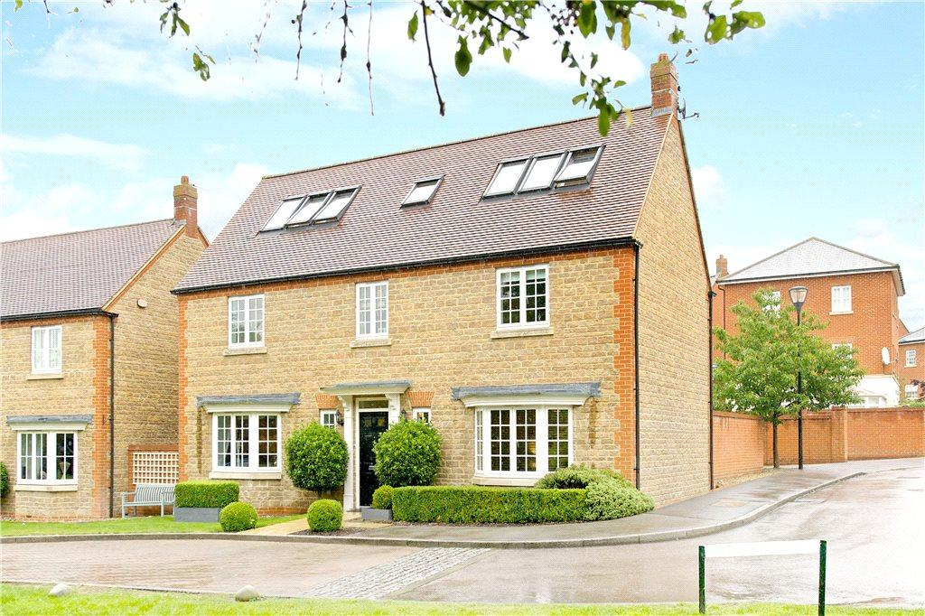 6 Bedrooms Detached House for sale in Sheridan Grove, Oxley Park, Milton Keynes, Buckinghamshire