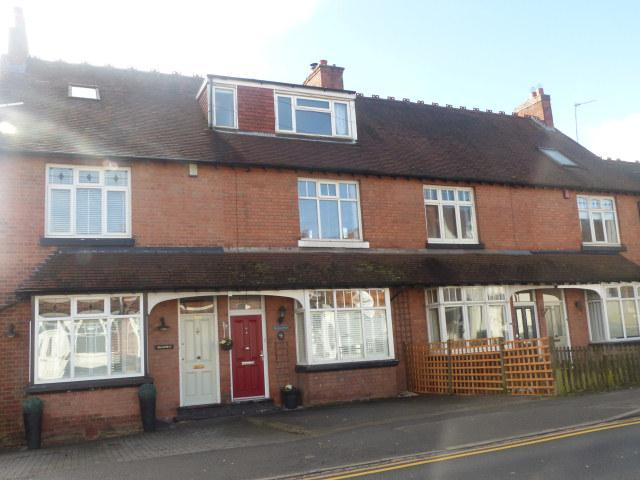 3 Bedrooms Terraced House for sale in Mere Green Road,Four Oaks,Sutton Coldfield