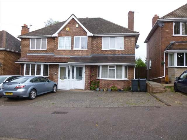 3 Bedrooms Semi Detached House for sale in Brackenfield Road,Great Barr,Birmingham