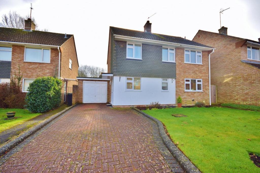 4 Bedrooms Detached House for sale in Poynings Crescent, Basingstoke, RG21
