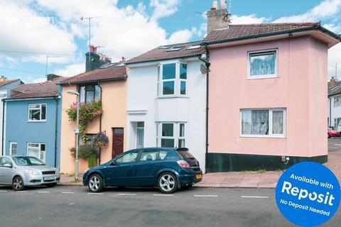 3 bedroom terraced house to rent - Islingword Road, Brighton, BN2