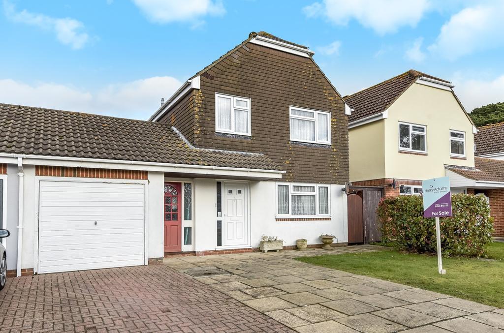4 Bedrooms Detached House for sale in Leecroft, Aldwick Felds, Bognor Regis, PO21