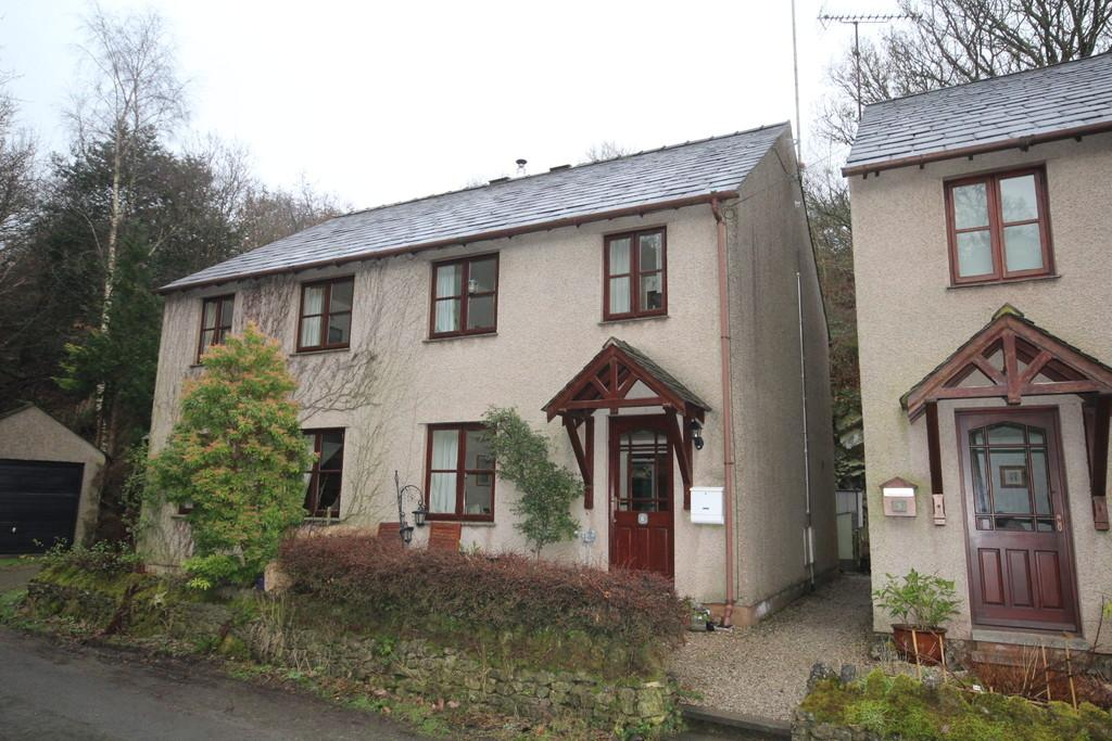 3 Bedrooms Semi Detached House for sale in Back O The Fell Road, Lindale