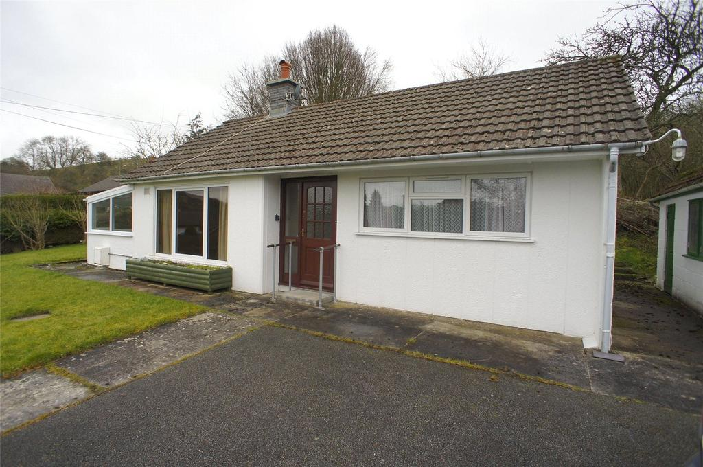 2 Bedrooms Detached Bungalow for sale in Llanbister, Llandrindod Wells, Powys