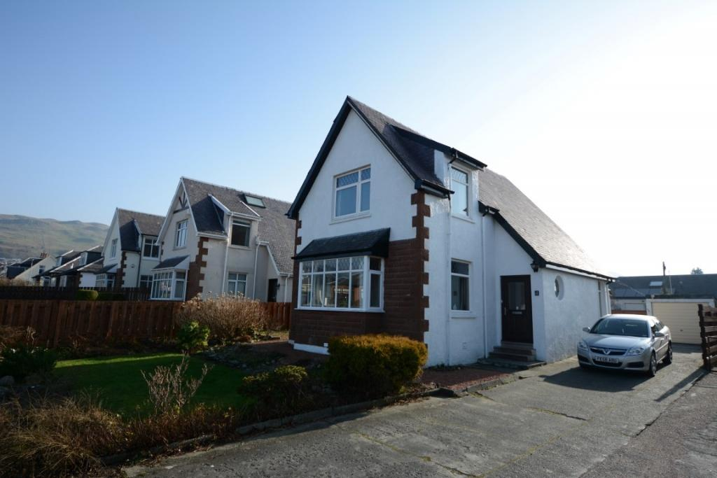 2 Bedrooms Detached Villa House for sale in 4 Glenacre Drive, Largs, KA30 9BH
