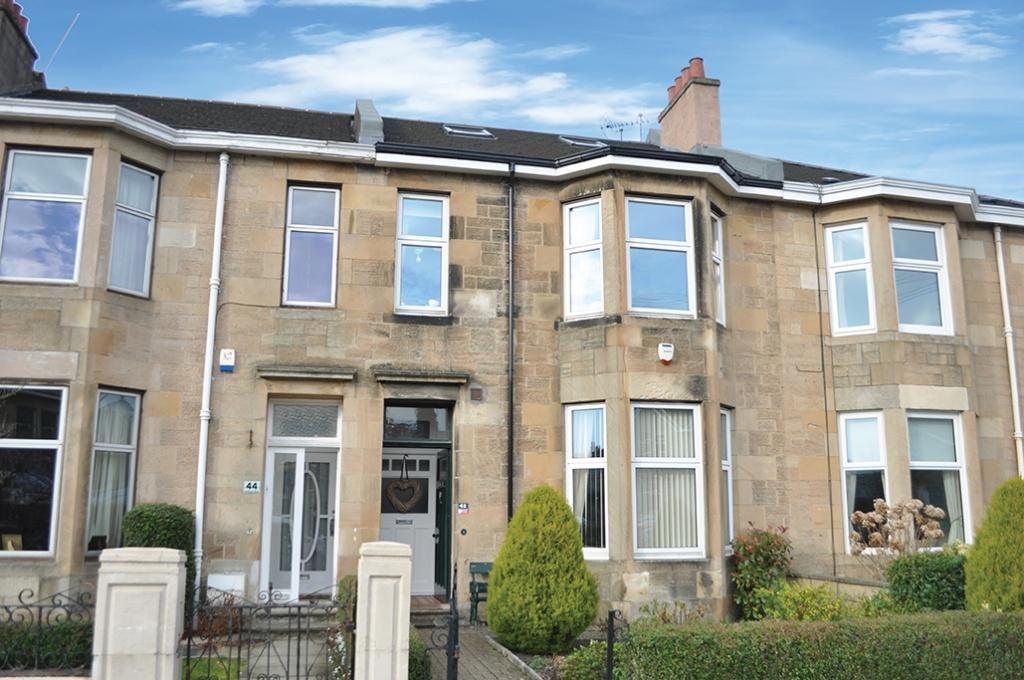 3 Bedrooms Terraced House for sale in 42 Auldhouse Road, Newlands, G43 1UR