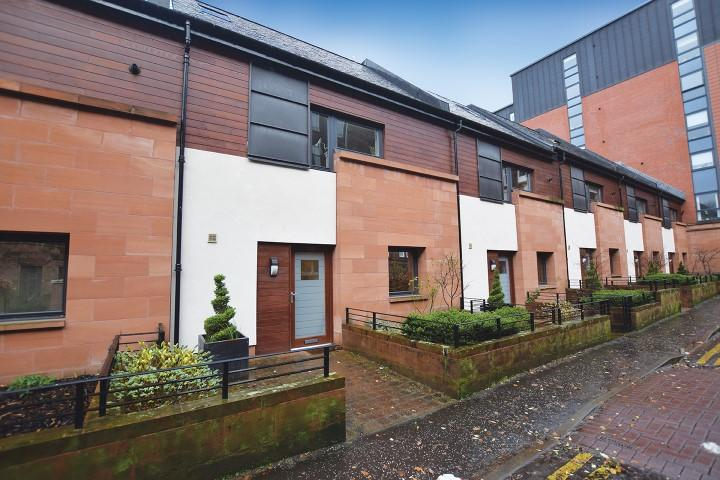 4 Bedrooms Town House for sale in 133 Hayburn Lane, Hyndland, G12 9FD