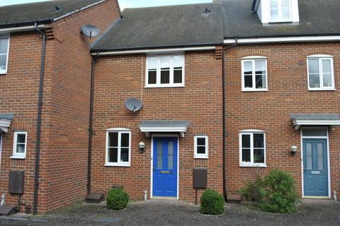 2 bedroom terraced house to rent - Turnstone Drive, Bury St. Edmunds