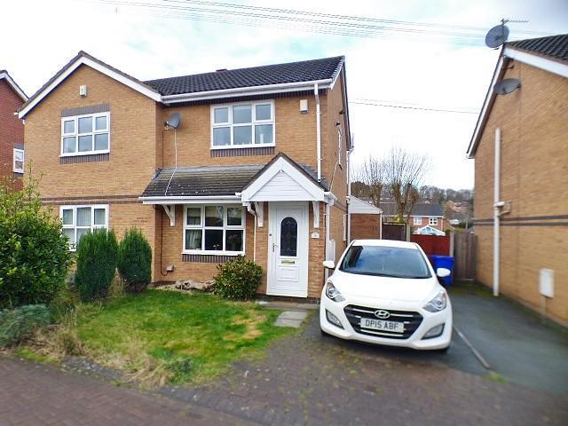 2 Bedrooms House for sale in Tetchill Close, Norton, Runcorn