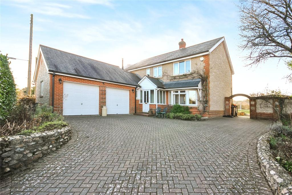 4 Bedrooms House for sale in School Lane, South Chard, Chard, Somerset, TA20