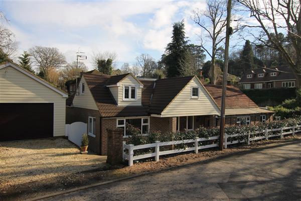 Bungalow for sale in Honeysuckle Cottage, Honeysuckle Lane, Headley Down