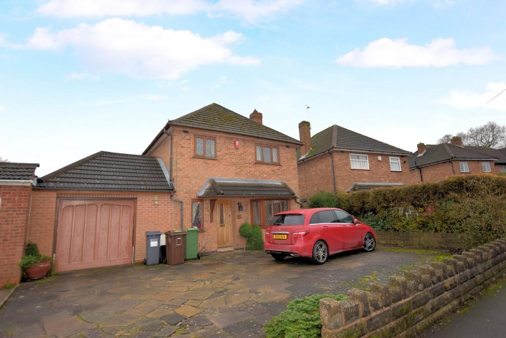 3 Bedrooms Detached House for sale in Loxley Avenue, Shirley