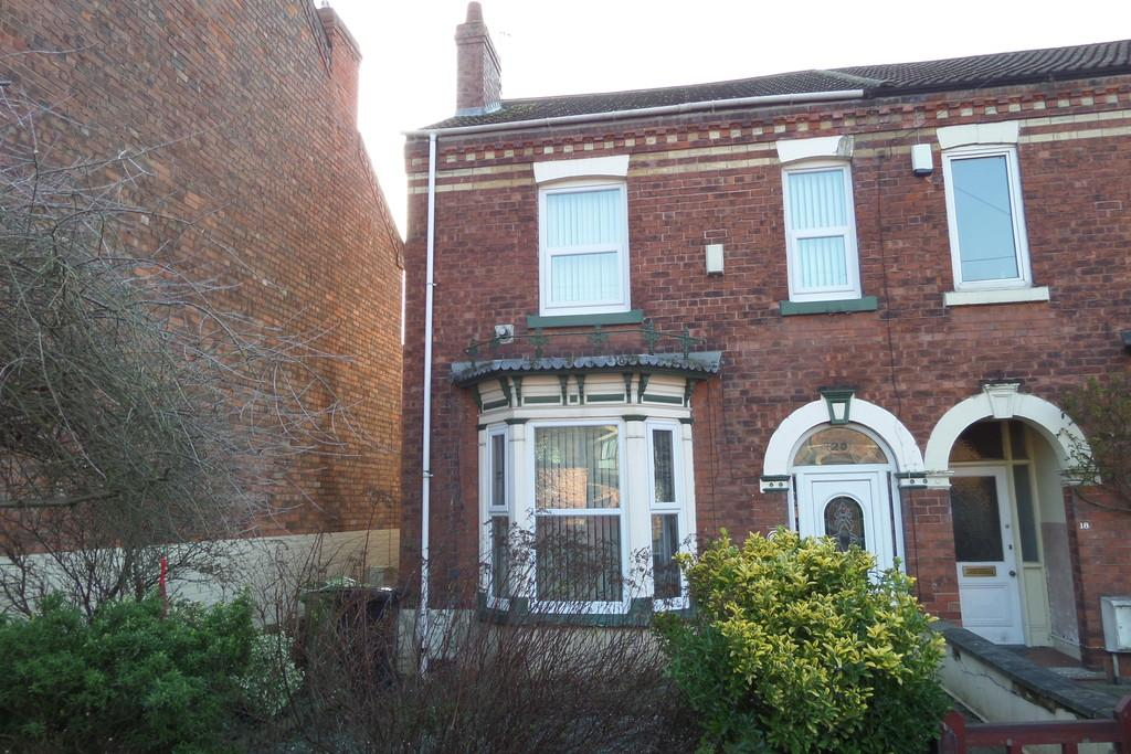 4 Bedrooms Semi Detached House for sale in Northolme, Gainsborough