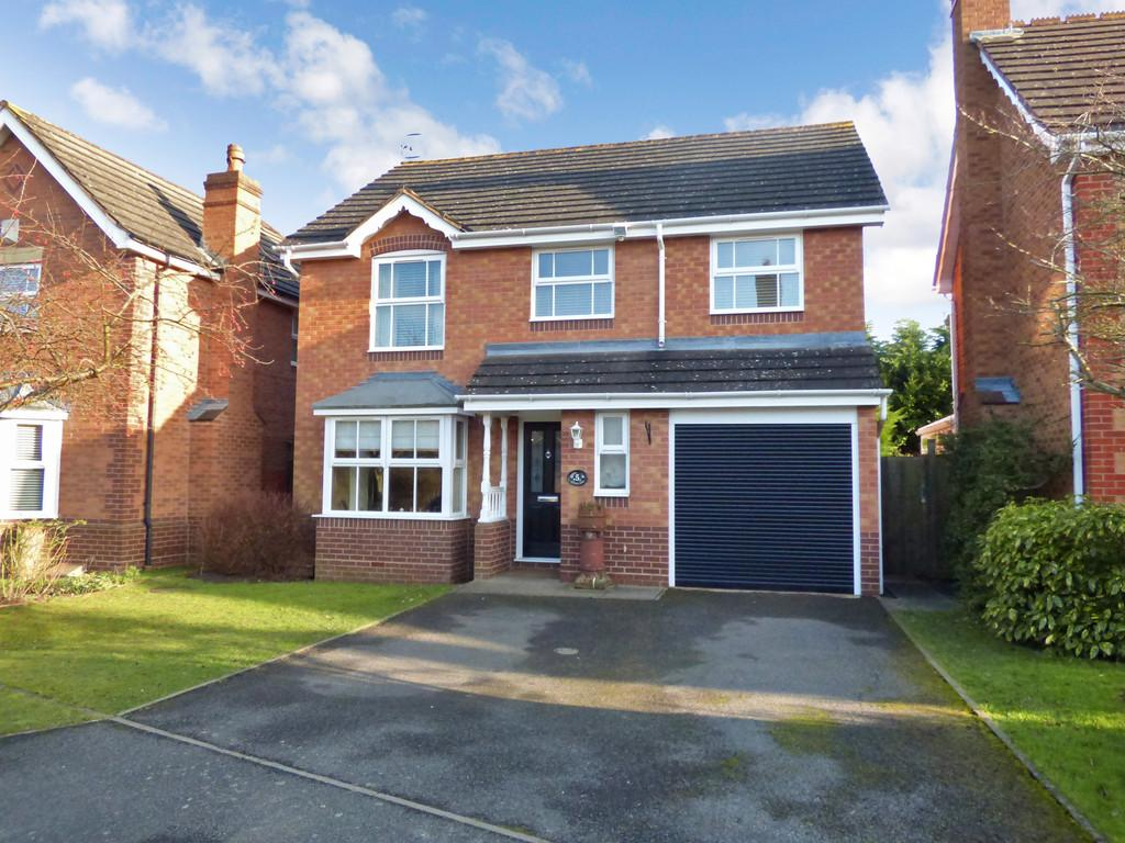 5 Bedrooms Detached House for sale in Redwing Close, Stratford-Upon-Avon