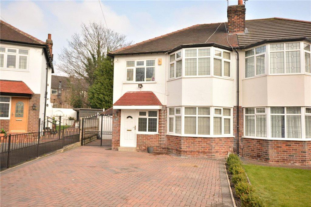 3 Bedrooms Semi Detached House for sale in Southlands Drive, Leeds, West Yorkshire
