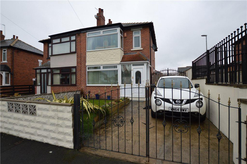3 Bedrooms Semi Detached House for sale in Somerville Green, Leeds, West Yorkshire