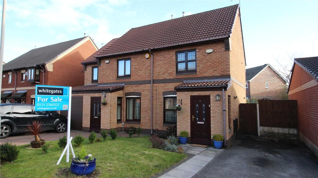 2 Bedrooms Semi Detached House for sale in Abbotsbury Way, Liverpool, Merseyside, L12