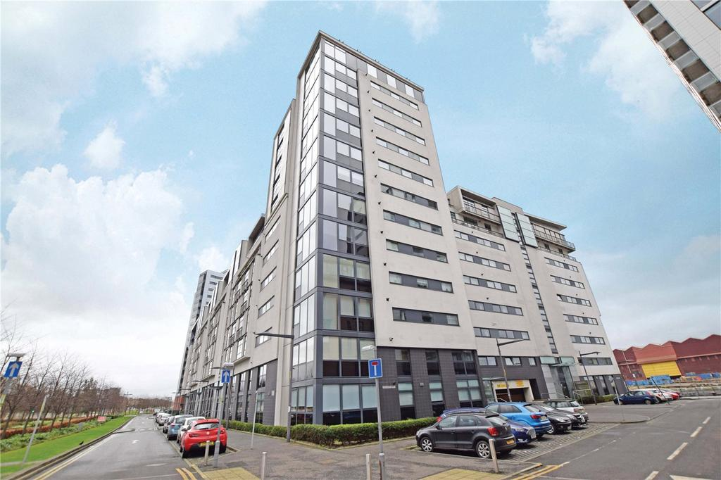 2 Bedrooms Apartment Flat for sale in 2/3, Castlebank Place, Glasgow Harbour, Glasgow