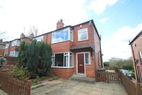 3 bedroom semi-detached house to rent - CARRHOLM ROAD, CHAPEL ALLERTON, LS7 2NH