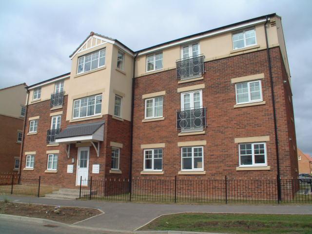 2 Bedrooms Flat for sale in Hadleigh Walk, Ingleby Barwick