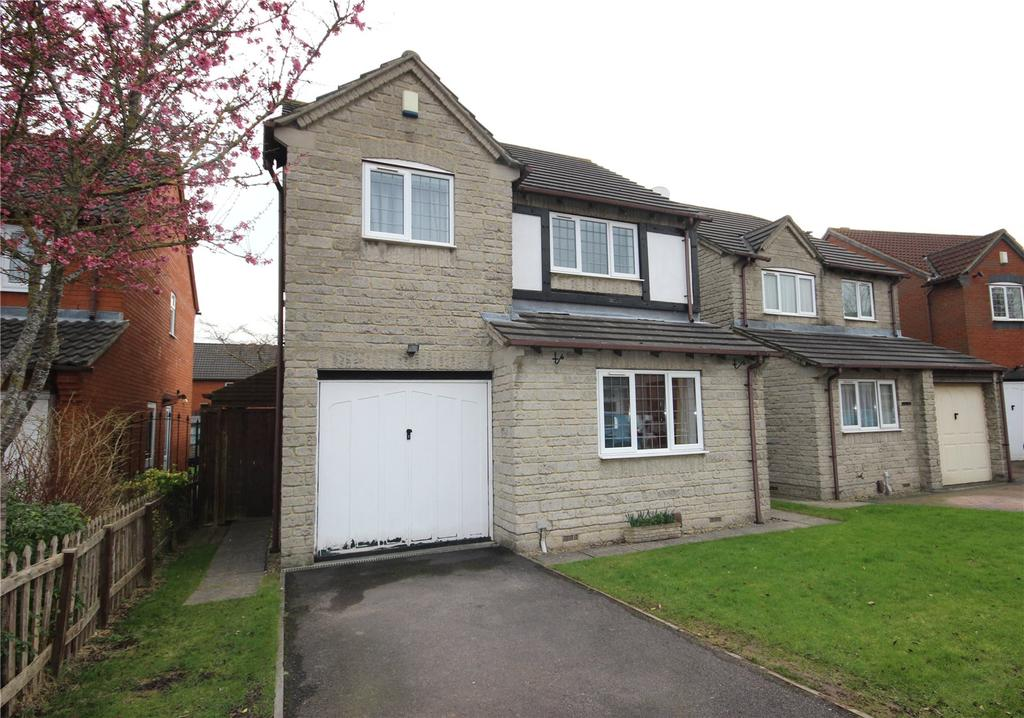 3 Bedrooms Detached House for sale in Brackendene, Bradley Stoke, Bristol, BS32