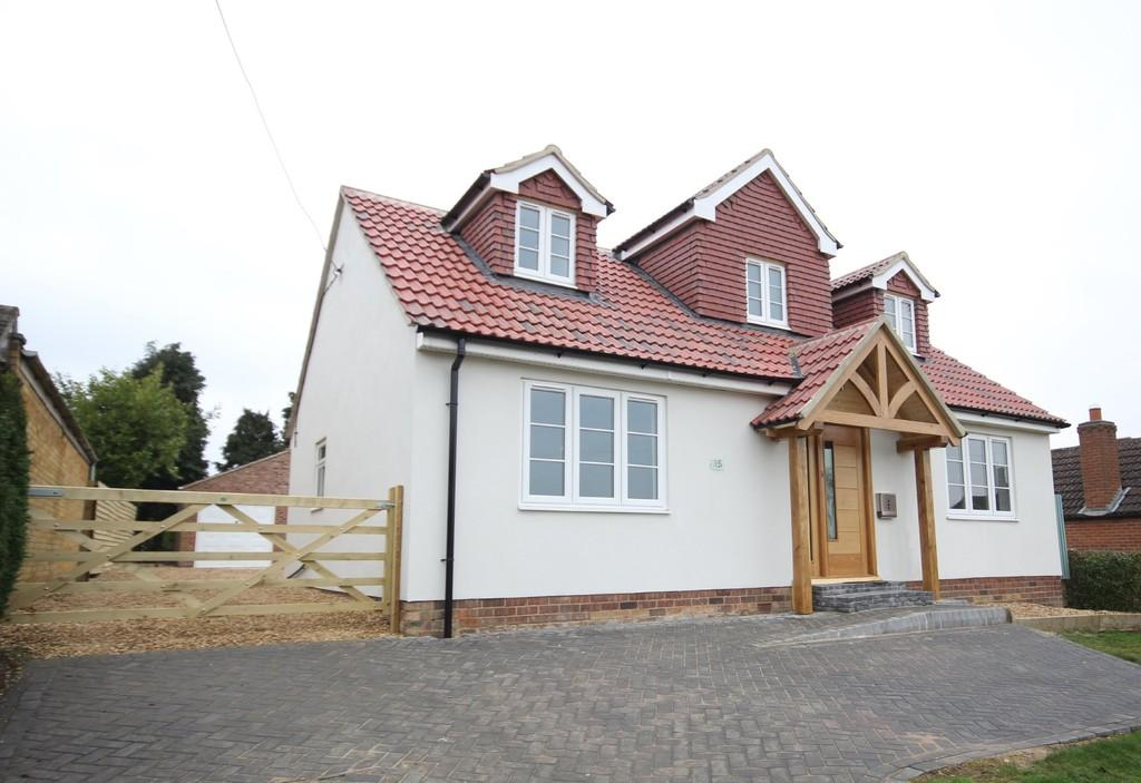 4 Bedrooms Detached House for sale in Main Street, Eastwell