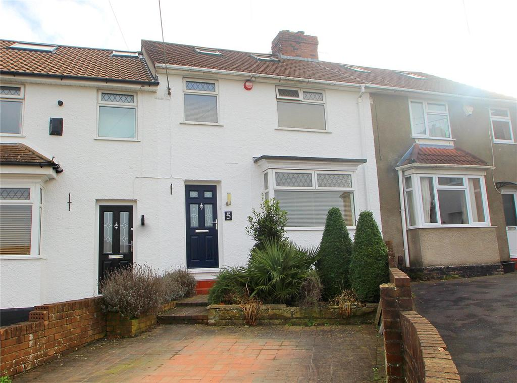 4 Bedrooms Terraced House for sale in Derry Road, Bedminster, BRISTOL, BS3
