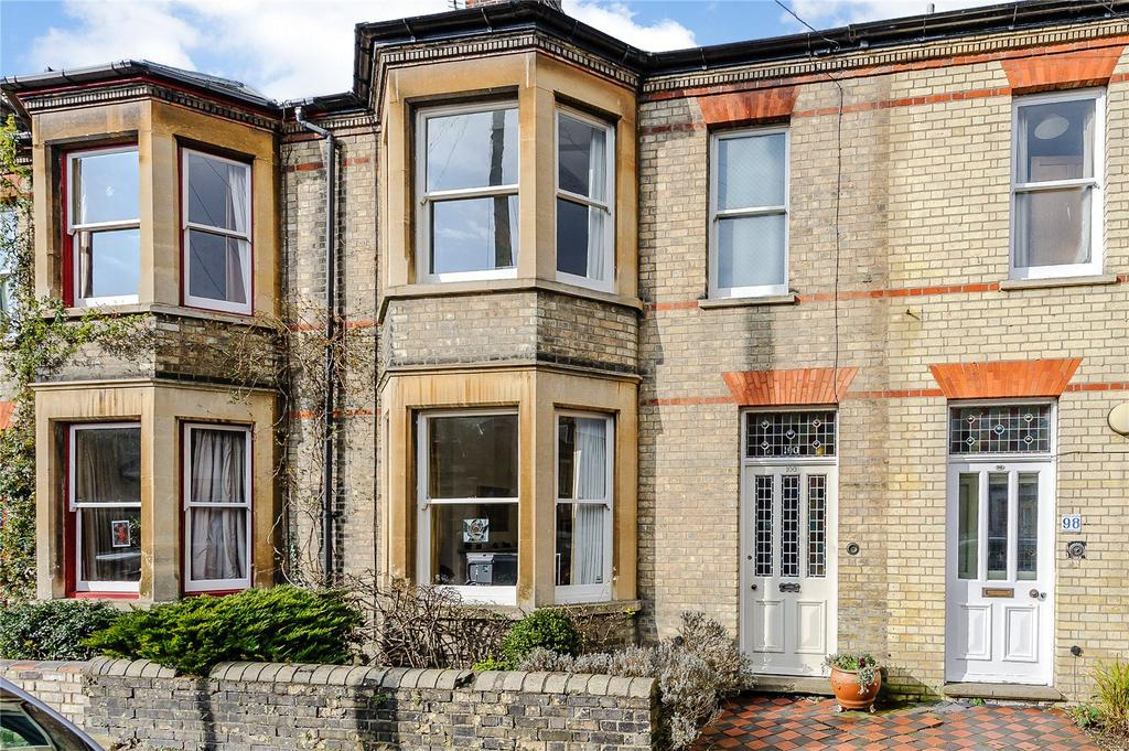5 Bedrooms Terraced House for sale in Mawson Road, Cambridge