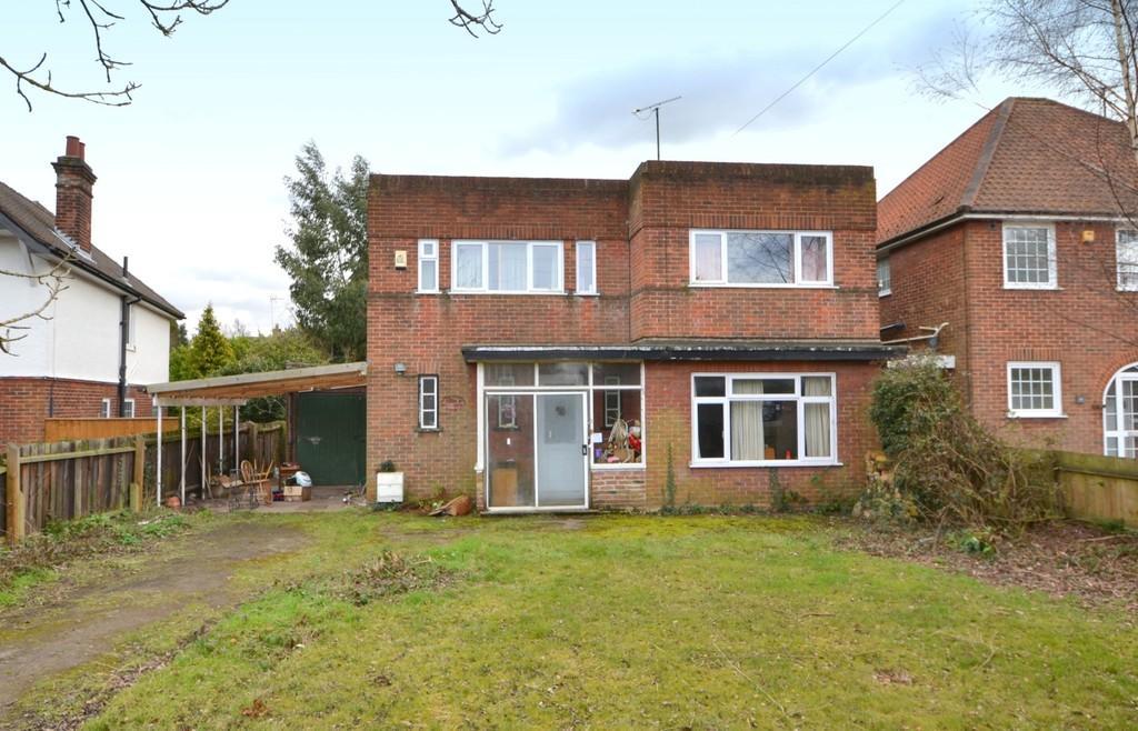 3 Bedrooms Detached House for sale in Warren Heath Road, Ipswich, Suffolk