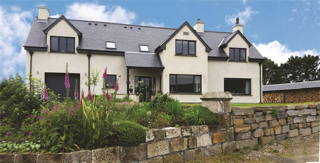 3 Bedrooms Detached House for sale in Clynelish Muir, Brora, Sutherland